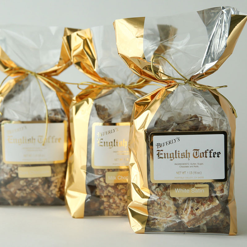 Beverly's English Toffee